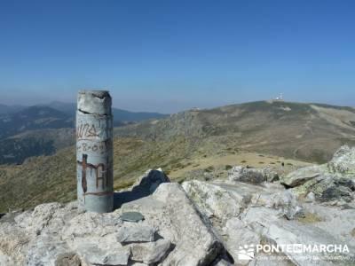 Travesía por la Sierra de la Maliciosa - Senderismo Madrid; senderismo para principiantes